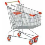 Тележка Shopping Carts 125л