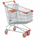 Тележка Shopping Carts 90л