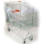 Тележка Shopping Carts Light 150л